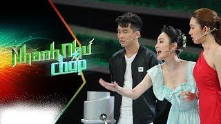 Trường Giang Bất Lực Nhìn Thúy Ngân Phá Nát Gameshow Của Mình | HTV Nhanh Như Chớp | Tập 27 Full HD - YouTube