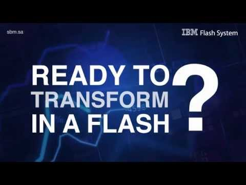 SBM Introduces The New IBM Flash System V840