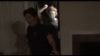 Michael Myers Scare! (PRANK)