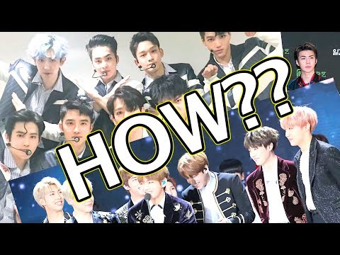 Why EXO and BTS BOTH Won Artist of the Year