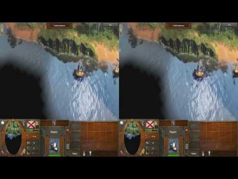 Age of Empires 3 in 3D - Full HD - Amazonas