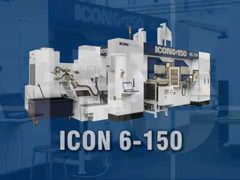 Hydromat/ICON Technologies ICON 6 150 Mill/Turn