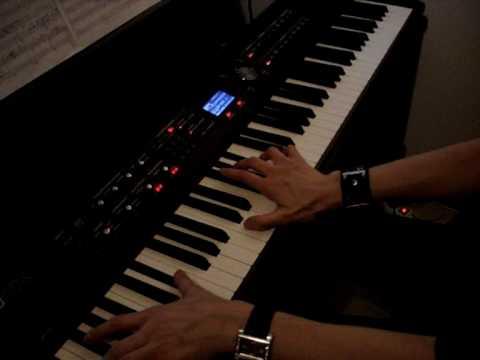 Megadeth - A Tout Le Monde - piano cover