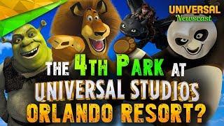 Next 10 Years   4th Park & More!! - Universal Studios News 09/20/2017