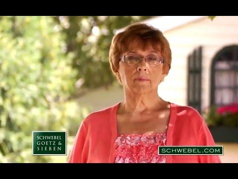 Gail Miller discusses her family's deadly car accident and trust in Schwebel, Goetz & Sieben