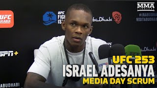 UFC 253: Israel Adesanya Gives His Side Of Hotel Run-In With Paulo Costa - MMA Fighting
