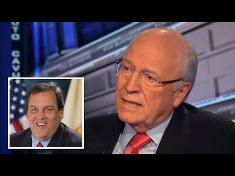 Dick Cheney Takes A Shot At Chris Christie - Smashpipe News