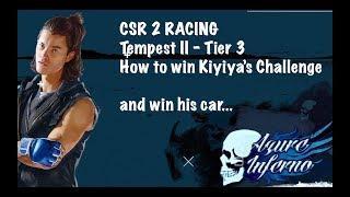 CSR Racing 2   THE TEMPEST   Dana's Challenge with McLaren