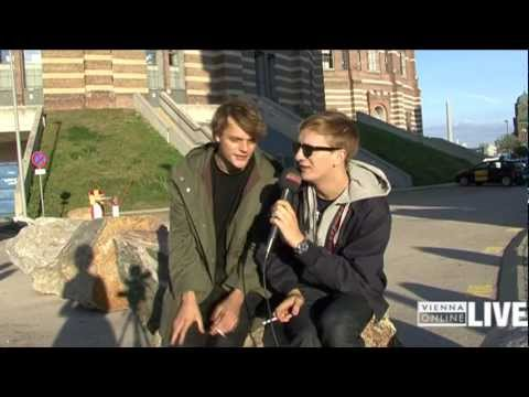 Kraftklub im Interview