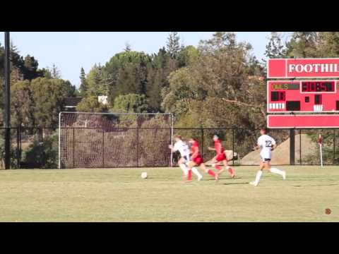 Foothill Women Soccer vs West Valley Game 2012