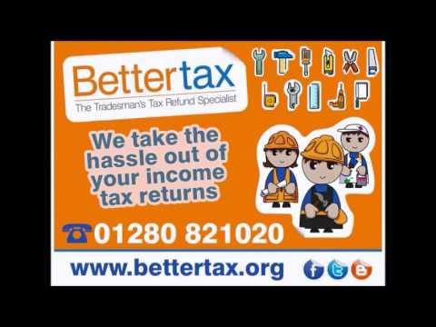 bettertax self assessment tax returns refunds rebates