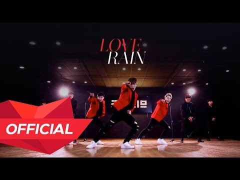 MONSTAR from ST.319 - 'LOVE RAIN' Dance Practice