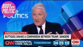 Pete Buttigieg Attacks Bernie Sanders - Compares To Trump!