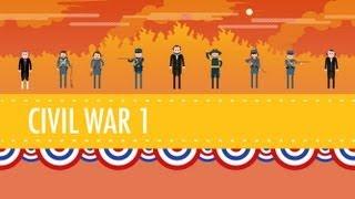 The Civil War, Part I: Crash Course US History #20