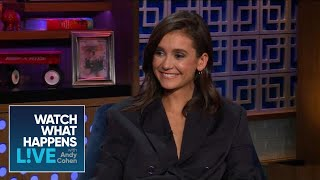 Was Nina Dobrev Satisfied With 'The Vampire Diaries' Finale? | WWHL