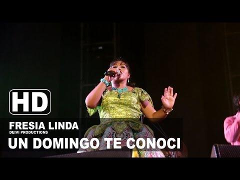 UN DOMINGO TE CONOCI Fresia Linda Concierto 2015 HD