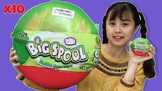Lớp Học Nhí Nhố - Bigspool Khổng Lồ, Bài Học Cho Bé ❤ KN CHENO Chị Hằng