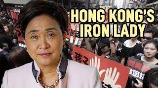 The Fight for Hong Kong: Emily Lau   Hong Kong Protests   China Uncensored