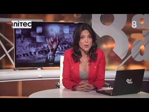 Reportatge 8TV - Alumnes Curs de Community Manager INITEC