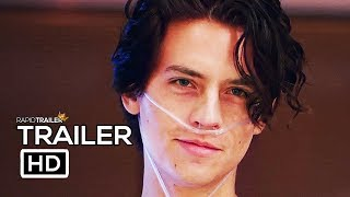 FIVE FEET APART Official Trailer (2019) Cole Sprouse, Haley Lu Richardson Movie HD