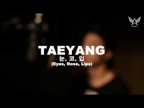[TAEYANG - Eyes,Nose,Lips TOPPDOGG Cover (태양 - 눈,코,입 커버)] [ON Air 탑독(ToppDogg)] #온탑 #11]