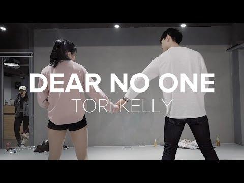 Dear No One - Tori Kelly / Yoojung Lee Choreography