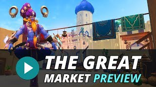 The Great Market Trailer preview image