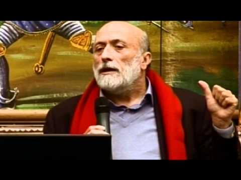Cronache di Gusto - Una bella lezione di Carlo Petrini - Slow Food