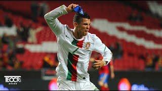 When Cristiano Ronaldo Loses Control...