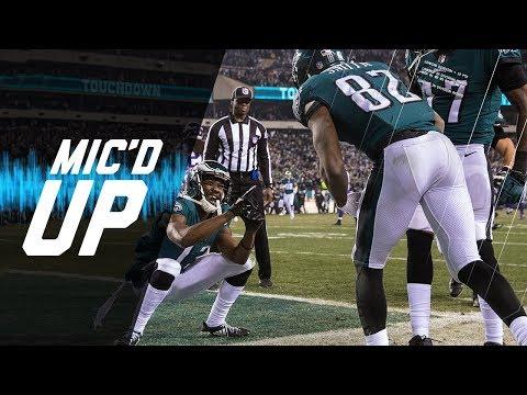 Mic'd Up Vikings vs. Eagles