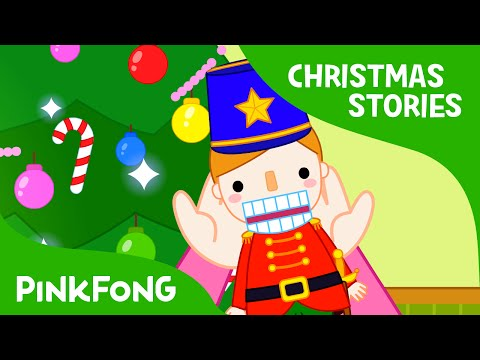 The Nutcracker | Christmas Stories | PINKFONG Story Time for Children