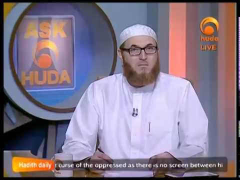Ask Huda Aug 5th 2014