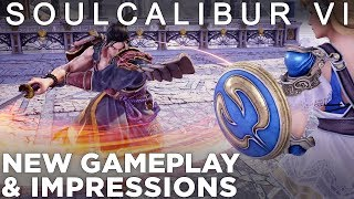 SOULCALIBUR VI — New Gameplay & Hands-On Impressions!