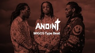 "[FREE] Migos Type Beat ""T Shirt""   Free Type Beat 2017   Quavo Offset Takeoff   Anoint Beats"