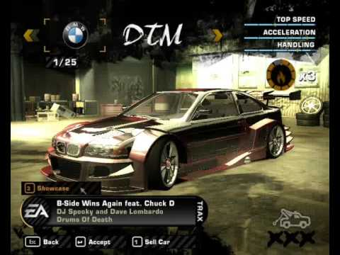 Nfs Most Wanted New Vinyls