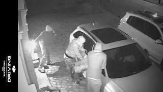 Ovako to rade profesionalci: Jedan drži vrata a trojica kradu skupocjenog Audija (VIDEO)