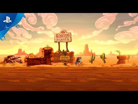 SteamWorld Dig 2 Trailer