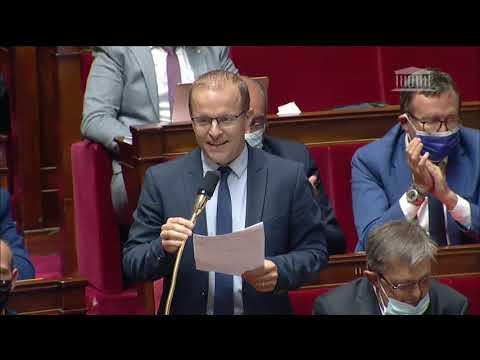 M. Thibault Bazin - Plan de relance de l'aménagement du territoire