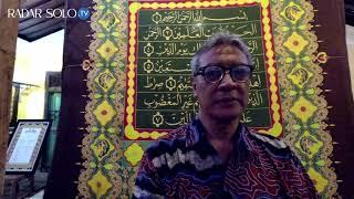 Warga Solo Bikin Al-quran Batik Pertama Di Dunia