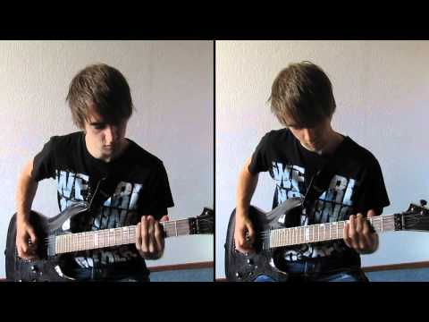 Killswitch Engage - Daylight Dies (Guitar Cover)