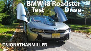 Is the 2019 BMW i8 Roadster the best sports car? Test Drive and Review