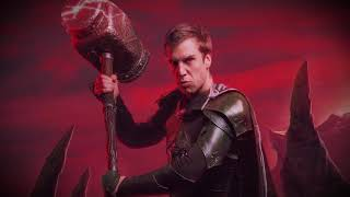 GLORYHAMMER - The Siege of Dunkeld (In Hoots We Trust) (Official Lyric Video)   Napalm Records