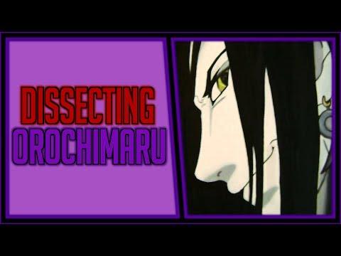 Dissecting Orochimaru