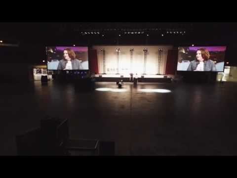 Set Up at FanExpo Dallas