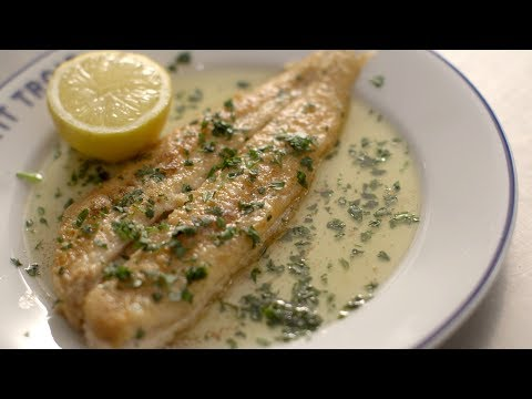 How To Make Sole Meunière With Chef Ludo Lefebvre