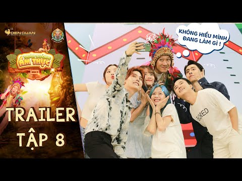 Thiên đường ẩm thực 6 | Trailer Tập 8: Liz Kim Cương, Osad thất thần khi bị Trường Giang