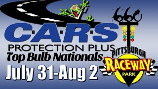 Cars Protection Plus Top Bulb Nationals Sunday