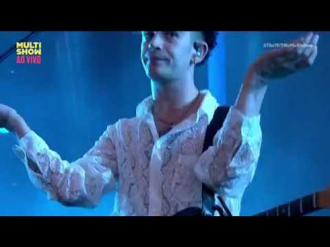 The 1975 -Chocolate  - Lollapalooza Brasil 2017