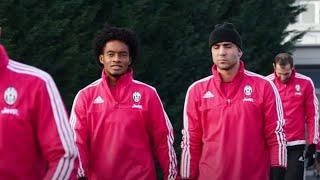 La Juventus riprende a correre in vista del 2016 - Juve up and running towards 2016