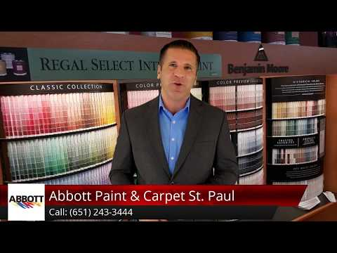 Abbott Paint & Carpet - St. Paul Excited Customer Remarkable5 Star Review